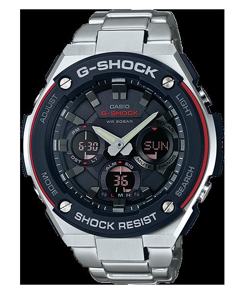 นาฬิกา คาสิโอ Casio G-Shock G-Steel Tough Solar รุ่น GST-S100D-1A4 สินค้าใหม่ ของแท้ ราคาถูก พร้อมใบรับประกัน