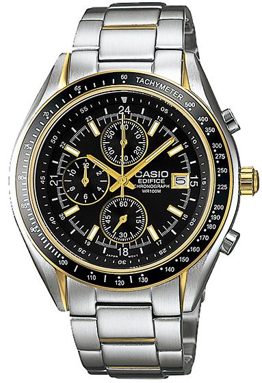 นาฬิกา คาสิโอ Casio Edifice Chronograph รุ่น EF-503SG-1AVDF สินค้าใหม่ ของแท้ ราคาถูก พร้อมใบรับประกัน