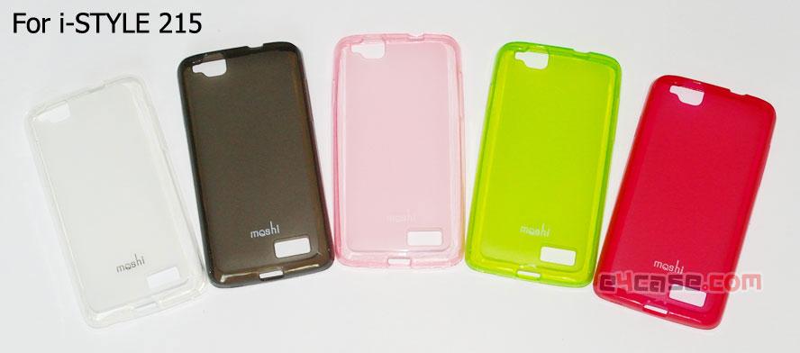เคส i-STYLE 215 (i-mobile) - เคสยาง