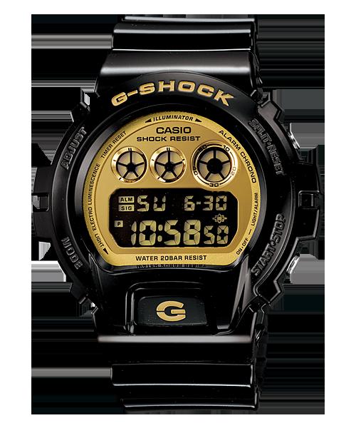นาฬิกา คาสิโอ Casio G-Shock Standard Digital รุ่น DW-6900CB-1DR สินค้าใหม่ ของแท้ ราคาถูก พร้อมใบรับประกัน