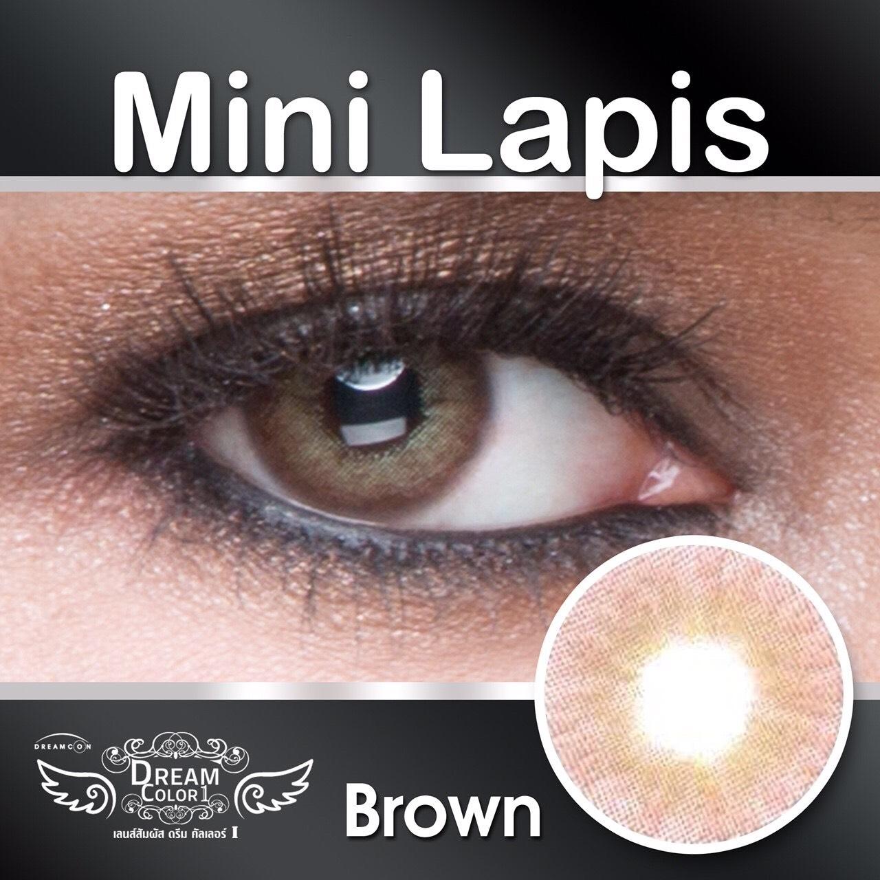 Mini Lapis Dreamcolor1 เลนส์ไซร์มินิ ตาฝรั่ง
