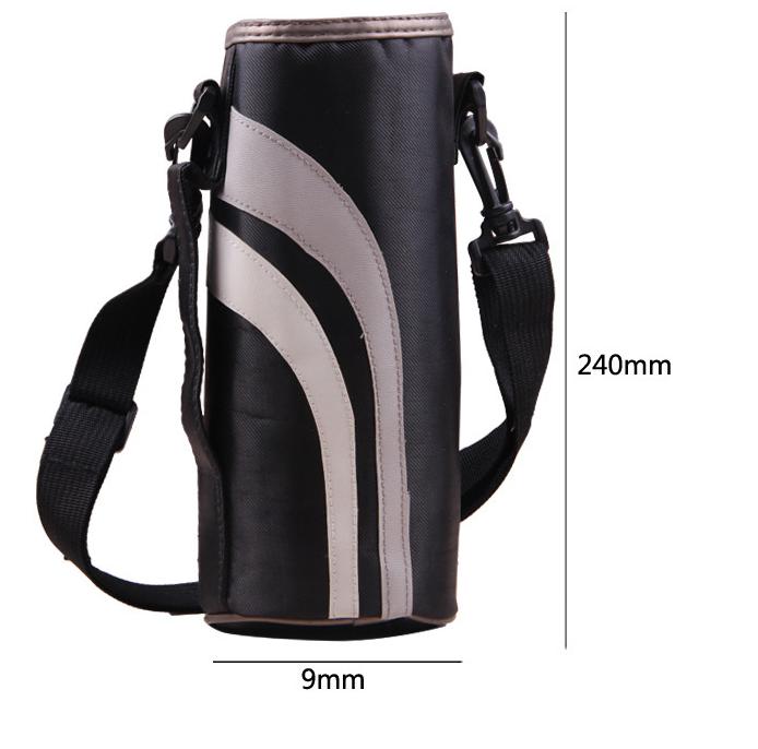 กระเป๋าใส่ขวดน้ำนักเรียน สายสะพาย