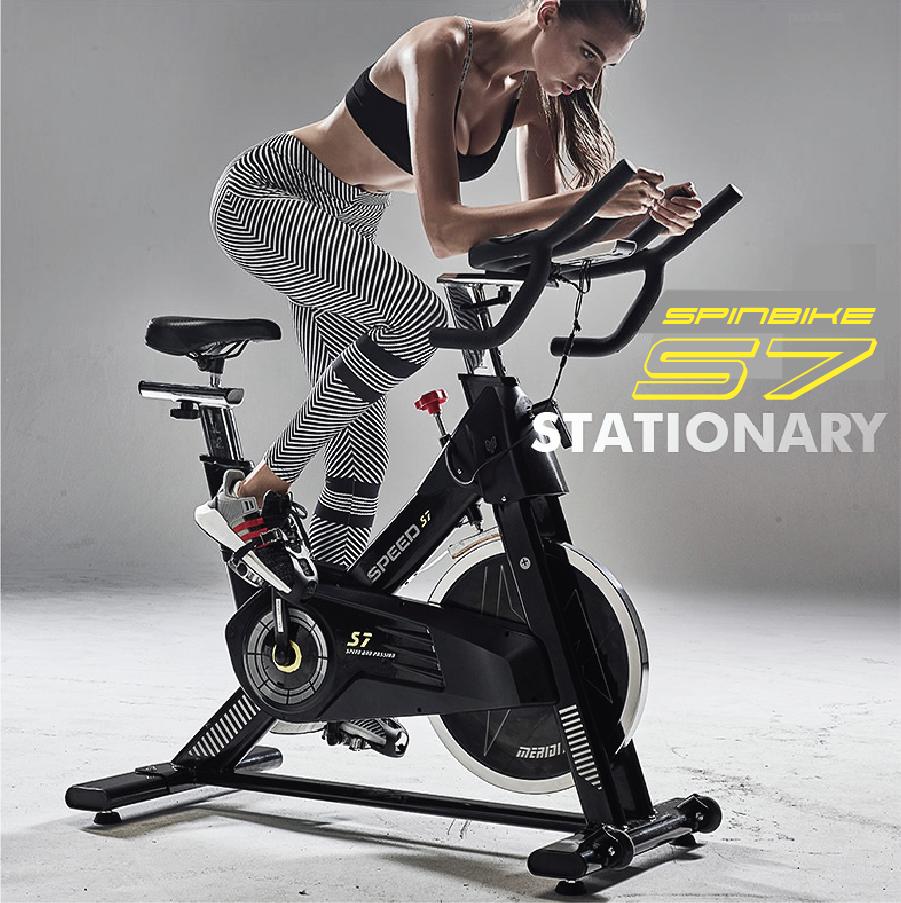 จักรยานออกกำลังกาย SpinBike20Kg รุ่น S7