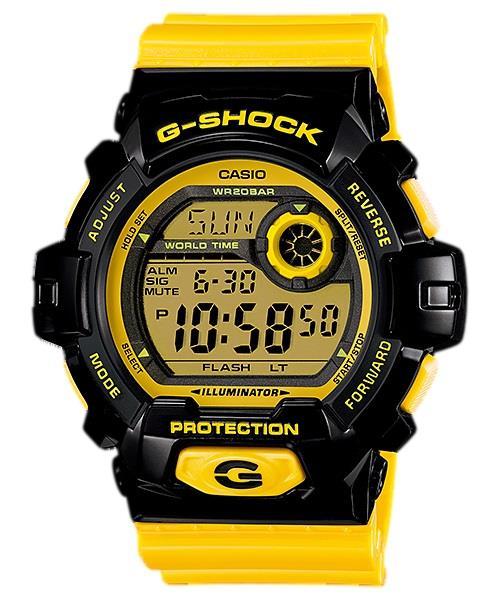 นาฬิกา คาสิโอ Casio G-Shock Limited Models รุ่น G-8900SC-1YDR สินค้าใหม่ ของแท้ ราคาถูก พร้อมใบรับประกัน