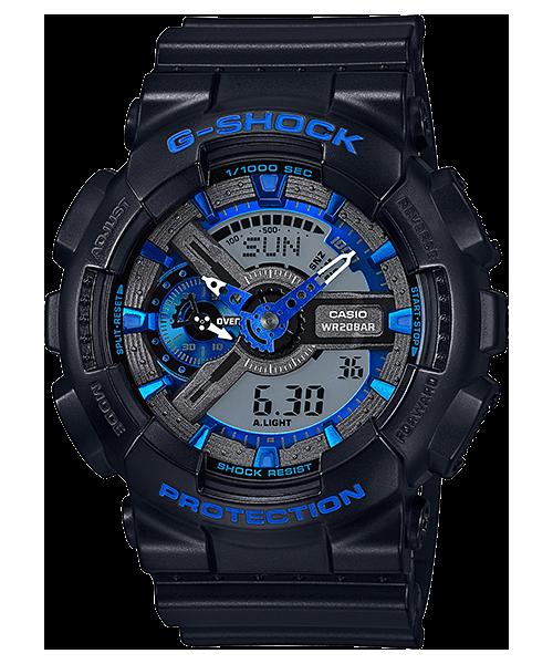 นาฬิกา คาสิโอ Casio G-Shock Limited Models Cool Blue CB Series รุ่น GA-110CB-1A สินค้าใหม่ ของแท้ ราคาถูก พร้อมใบรับประกัน