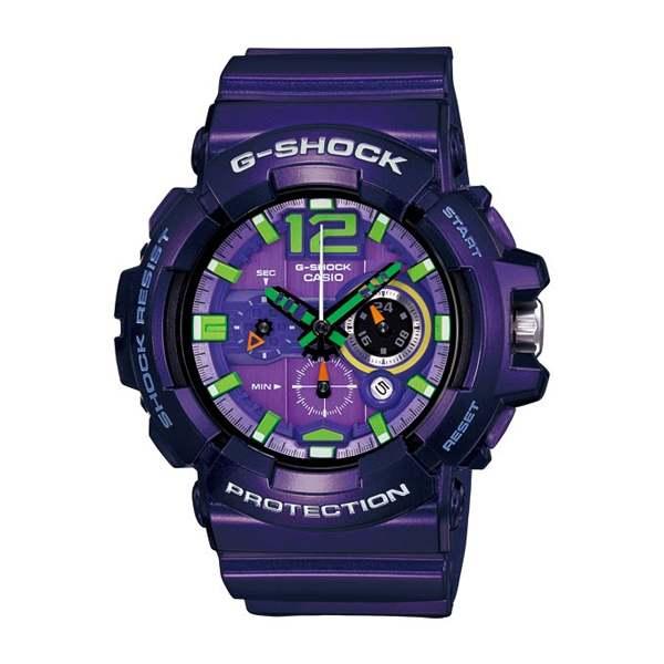 นาฬิกา คาสิโอ Casio G-Shock Standard Analog รุ่น GAC-110-6A สินค้าใหม่ ของแท้ ราคาถูก พร้อมใบรับประกัน