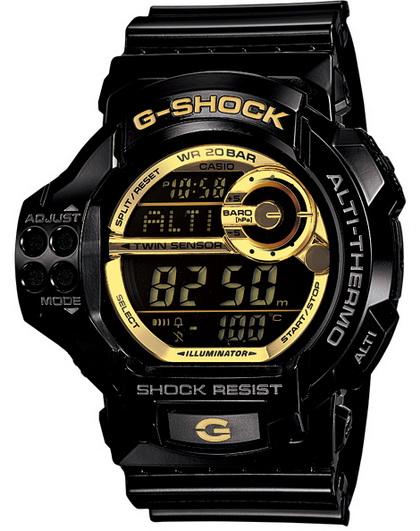 นาฬิกา คาสิโอ Casio G-Shock Limited Models รุ่น GDF-100GB-1DR สินค้าใหม่ ของแท้ ราคาถูก พร้อมใบรับประกัน