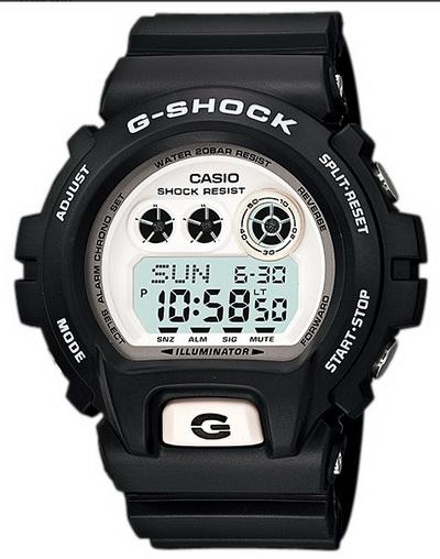 นาฬิกา คาสิโอ Casio G-Shock Standard Digital รุ่น GD-X6900-7 สินค้าใหม่ ของแท้ ราคาถูก พร้อมใบรับประกัน