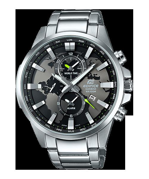 นาฬิกา คาสิโอ Casio Edifice Multi-hand รุ่น EFR-303D-1AV สินค้าใหม่ ของแท้ ราคาถูก พร้อมใบรับประกัน