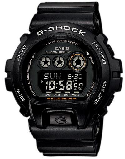 นาฬิกา คาสิโอ Casio G-Shock Standard Digital รุ่น GD-X6900-1 สินค้าใหม่ ของแท้ ราคาถูก พร้อมใบรับประกัน