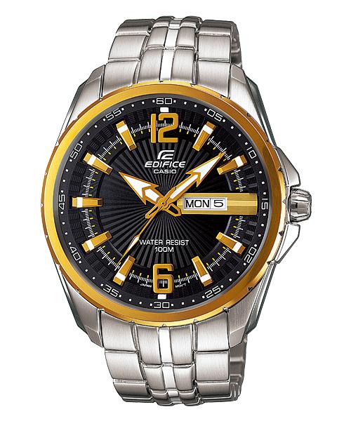 นาฬิกา คาสิโอ Casio Edifice 3-Hand Analog รุ่น EF-131D-1A9V สินค้าใหม่ ของแท้ ราคาถูก พร้อมใบรับประกัน