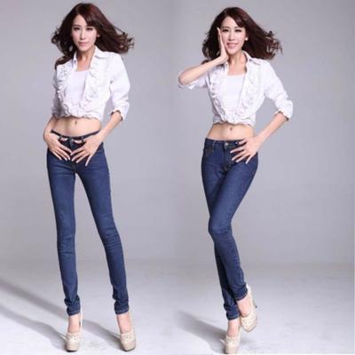 JW5710012-Levi's กางเกงยีนส์เกาหลี ขาเดฟ เข้ารูป (พร้อมส่ง) 28