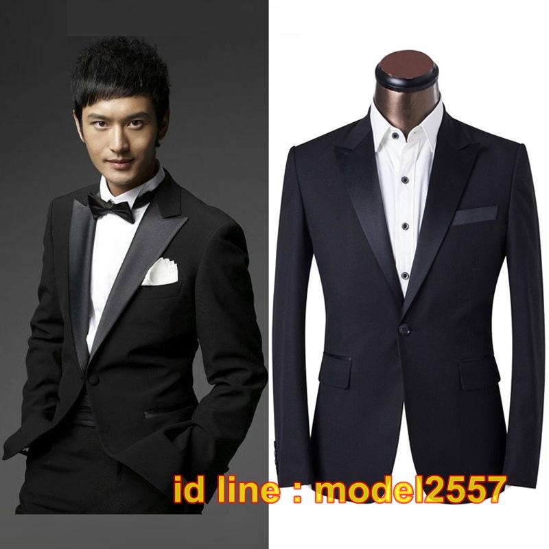 JM6102002 เสื้อสูทงานเลี้ยงผู้ชายสูทเจ้าบ่าวงานแต่งงาน (pre)