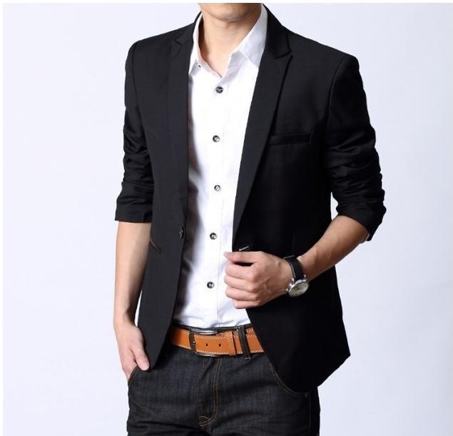 JM6105002 เสื้อสูทชาย แฟชั่นเกาหลี