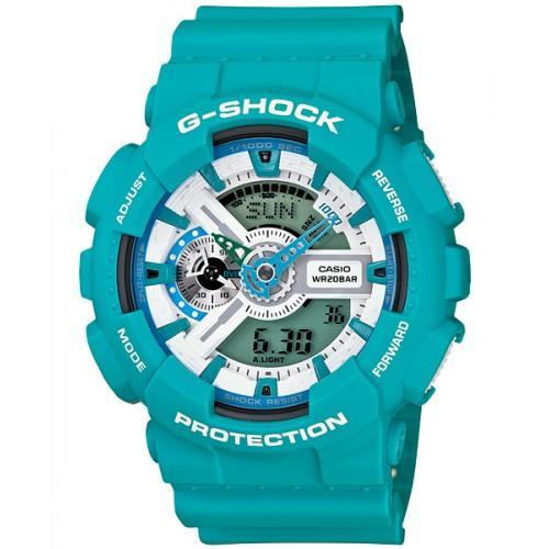 นาฬิกา คาสิโอ Casio G-Shock Limited Models รุ่น GA-110SN-3DR สินค้าใหม่ ของแท้ ราคาถูก พร้อมใบรับประกัน