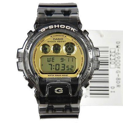 นาฬิกา คาสิโอ Casio G-Shock Limited Models รุ่น DW-6900FG-8DR สินค้าใหม่ ของแท้ ราคาถูก พร้อมใบรับประกัน