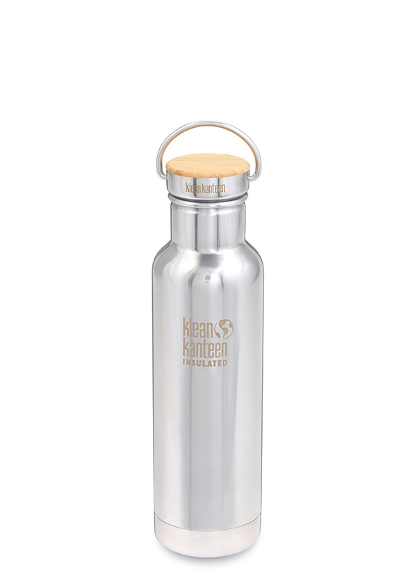 Klean Kanteen® Insulated Reflect 20oz (Brushed)