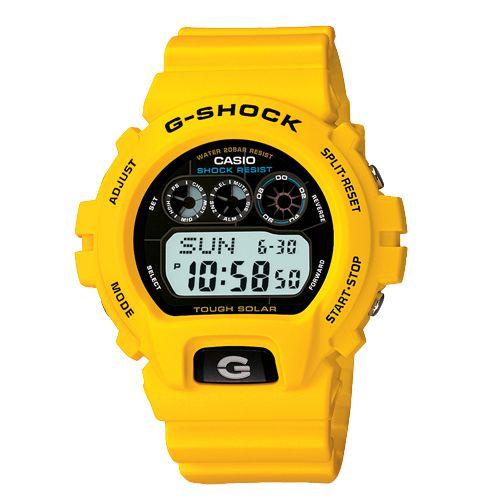 นาฬิกา คาสิโอ Casio G-Shock Standard Digital รุ่น G-6900A-9DR สินค้าใหม่ ของแท้ ราคาถูก พร้อมใบรับประกัน