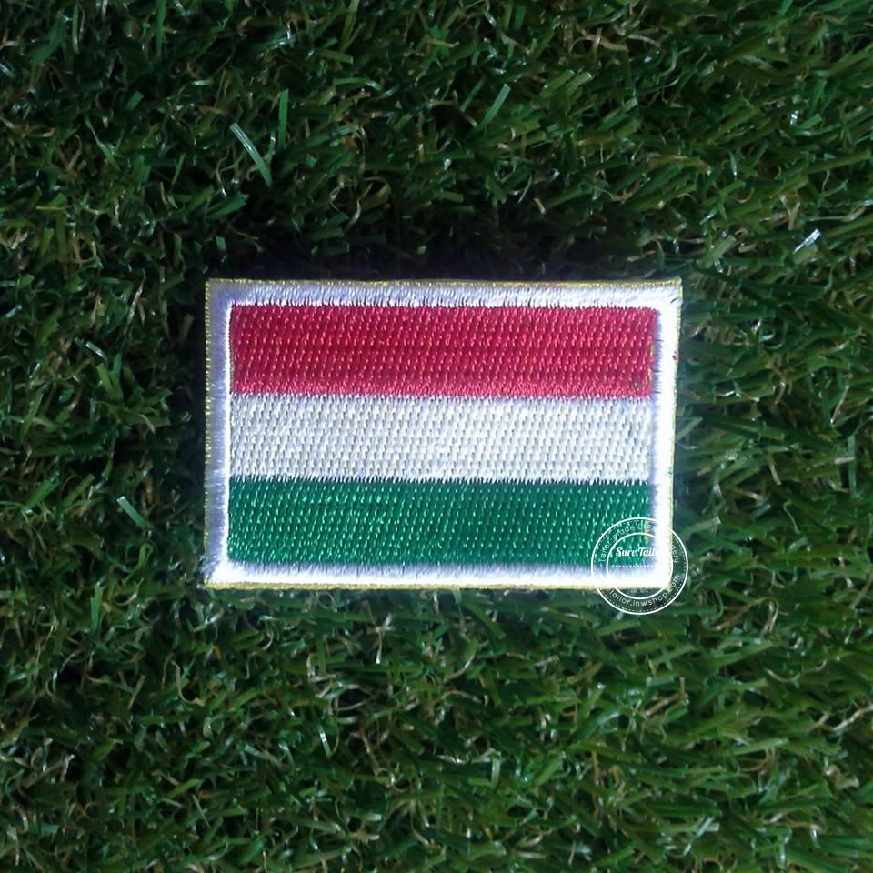 อาร์มปักธงฮังการี