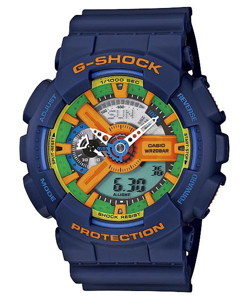 นาฬิกา คาสิโอ Casio G-Shock Limited Models รุ่น GA-110FC-2ADR สินค้าใหม่ ของแท้ ราคาถูก พร้อมใบรับประกัน