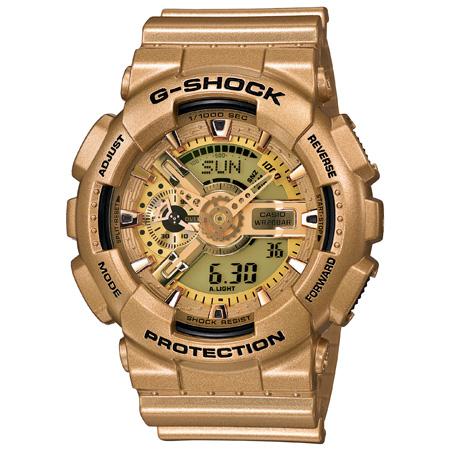 นาฬิกา คาสิโอ Casio G-Shock Limited Models รุ่น GA-110GD-9A สินค้าใหม่ ของแท้ ราคาถูก พร้อมใบรับประกัน