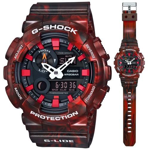 นาฬิกา คาสิโอ Casio G-Shock G-Lide รุ่น GAX-100MB-4A สินค้าใหม่ ของแท้ ราคาถูก พร้อมใบรับประกัน