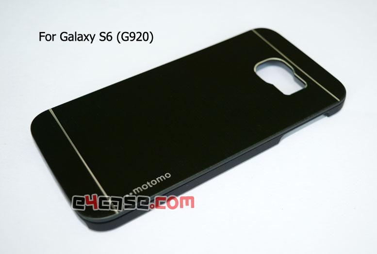 เคส Galaxy S6 (Samsung G920) - motomo เคสเนื้อแข็ง