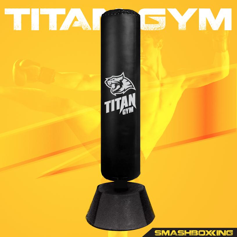 กระสอบทรายตั้งพื้นรุ่น TitanGym