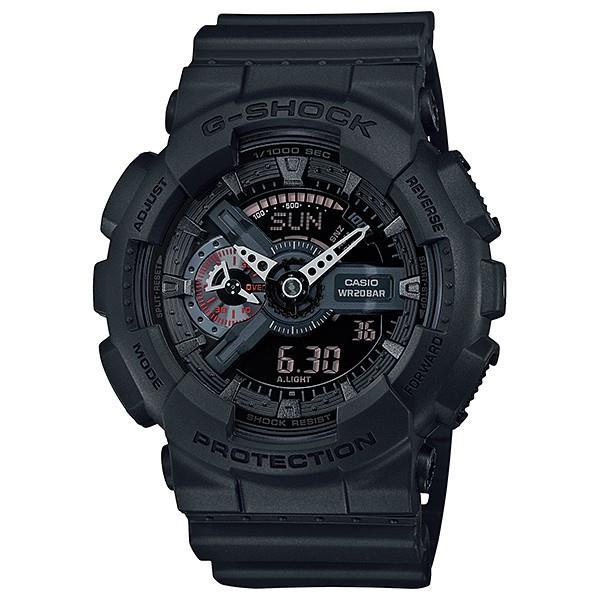 นาฬิกา คาสิโอ Casio G-Shock Limited Models Military Black Series รุ่น GA-110MB-1A สินค้าใหม่ ของแท้ ราคาถูก พร้อมใบรับประกัน
