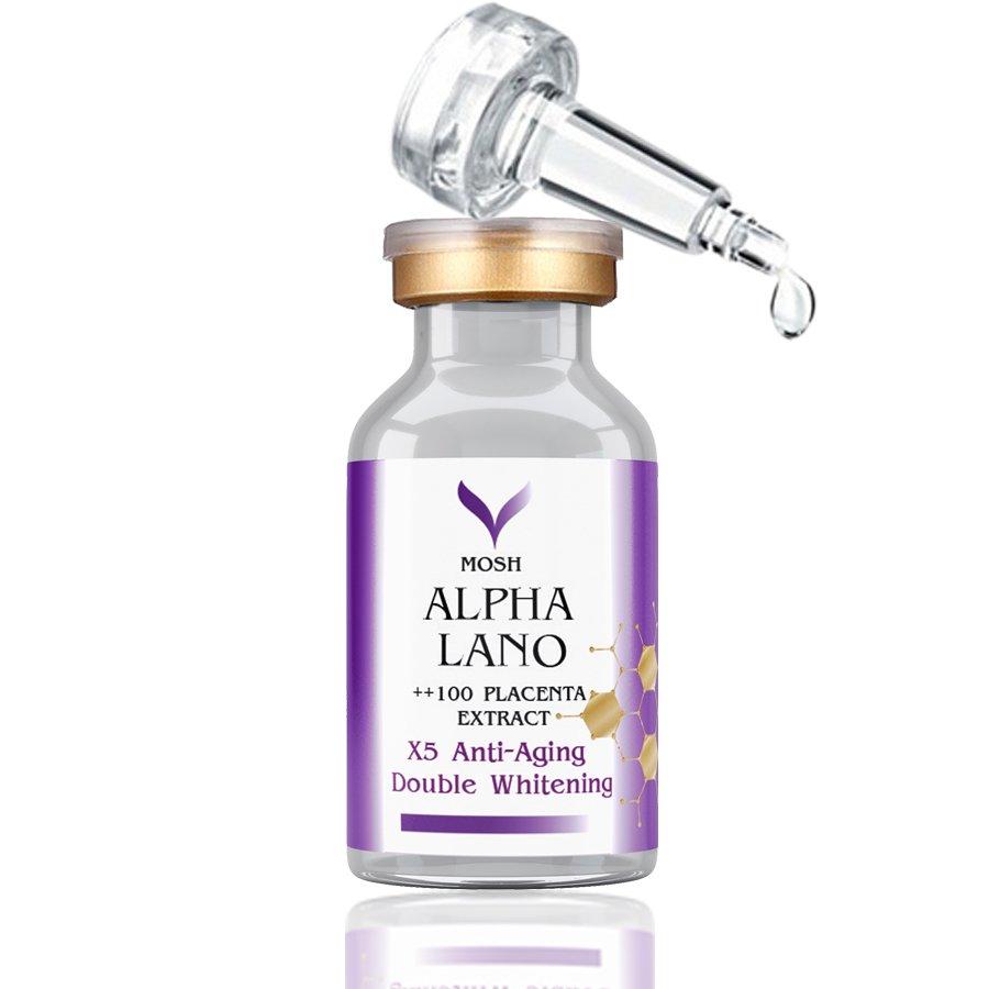 MOSH ALPHA LANO : X5 Anti-Aging Double Whitening