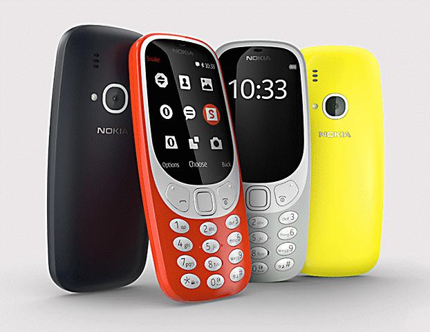 Nokia 3310 / 3 G (2017) มือถือในตำนาน ปุ่มกดที่ดีที่สุดในโลก