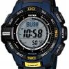 นาฬิกา คาสิโอ Casio Protrek Triple Sensor รุ่น PRG-270-2 สินค้าใหม่ ของแท้ ราคาถูก พร้อมใบรับประกัน