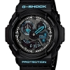 นาฬิกา คาสิโอ Casio G-Shock Limited Models Black & Blue Series รุ่น GA-300BA-1A สินค้าใหม่ ของแท้ ราคาถูก พร้อมใบรับประกัน