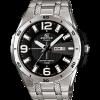 นาฬิกา คาสิโอ Casio Edifice 3-Hand Analog รุ่น EFR-104D-1AV สินค้าใหม่ ของแท้ ราคาถูก พร้อมใบรับประกัน