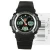 นาฬิกา คาสิโอ Casio G-Shock Standard Analog-Digital รุ่น AW-590-1AV สินค้าใหม่ ของแท้ ราคาถูก พร้อมใบรับประกัน
