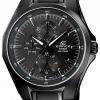 นาฬิกา คาสิโอ Casio Edifice Multi-hand รุ่น EF-339BK-1A1V สินค้าใหม่ ของแท้ ราคาถูก พร้อมใบรับประกัน