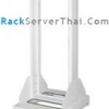 "19"" HIGH QUALITY OPEN RACK 27U (H139cm.)"