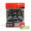 จอย XBOX 360 รุ่นไร้สายพร้อมตัวรับสัญญาณ (กล่องแเดง) [XBOX360/PC]