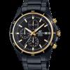 นาฬิกา คาสิโอ Casio Edifice Chronograph รุ่น EFR-526BK-1A9V สินค้าใหม่ ของแท้ ราคาถูก พร้อมใบรับประกัน