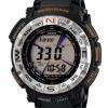 นาฬิกา คาสิโอ Casio Protrek Triple Sensor รุ่น PRG-260-1 สินค้าใหม่ ของแท้ ราคาถูก พร้อมใบรับประกัน