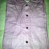 เสื้อเชิ๊ตสีชมพู ราคา 150 บาท