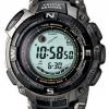 นาฬิกา คาสิโอ Casio Protrek Triple Sensor รุ่น PRG-130T-7VDR สินค้าใหม่ ของแท้ ราคาถูก พร้อมใบรับประกัน