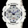 นาฬิกา คาสิโอ Casio G-Shock Standard Analog-Digital รุ่น GA-100A-7A สินค้าใหม่ ของแท้ ราคาถูก พร้อมใบรับประกัน