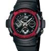 นาฬิกา คาสิโอ Casio G-Shock Standard Analog-Digital รุ่น AW-591-4AV สินค้าใหม่ ของแท้ ราคาถูก พร้อมใบรับประกัน