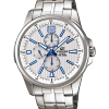 นาฬิกา คาสิโอ Casio Edifice Multi-hand รุ่น EF-343D-7AV สินค้าใหม่ ของแท้ ราคาถูก พร้อมใบรับประกัน
