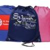 กระเป๋าเป้หูรูด สำหรับใส่ชุดกีฬา/ชุดว่ายน้ำ