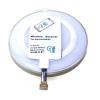 POST-TECH Wireless Charger แท่นชาร์ตไร้สาย สำหรับ iphone 5, 5s, 6 และ 6 plus - สีขาว