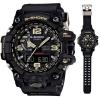 นาฬิกา คาสิโอ Casio G-Shock Mudmaster Triple Sensor รุ่น GWG-1000-1A สินค้าใหม่ ของแท้ ราคาถูก พร้อมใบรับประกัน