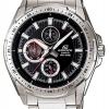 นาฬิกา คาสิโอ Casio Edifice Multi-hand รุ่น EF-336D-1AV สินค้าใหม่ ของแท้ ราคาถูก พร้อมใบรับประกัน