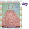 Dress สายเดี่ยวสีส้ม ราคา 100 บาท